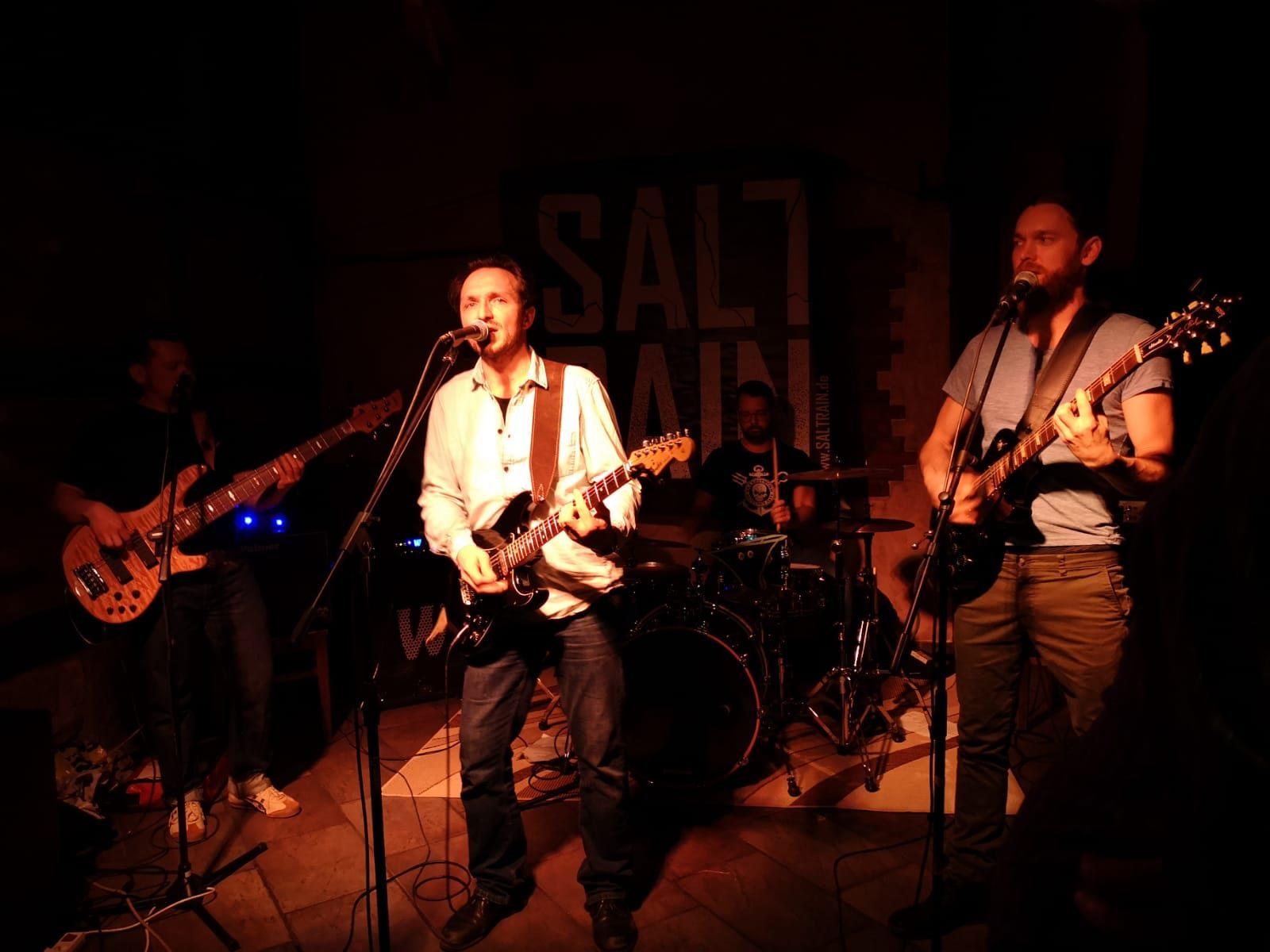 Salt Rain live - Eik's Corner 2020 Osterwieck